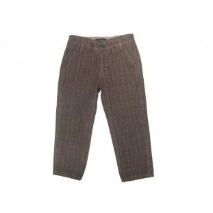 Pantalón chino de cuadros para niño Marca Schuss