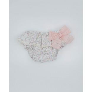 Culetín flor rosa vintage de Fine Ejerique