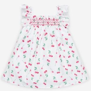 Vestido cerezas de Paz Rodriguez