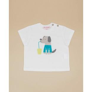Camiseta Perrito Fina Ejerique