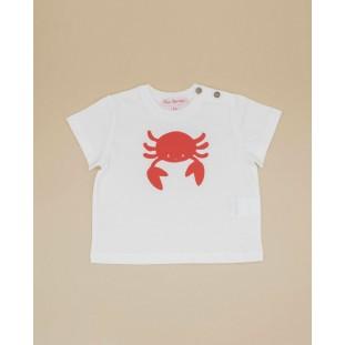 Camiseta cangrejo de Fina Ejerique