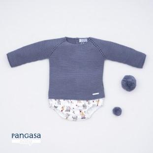 Conjunto Ranita Bear Pangasa