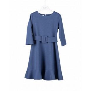 Vestido Azul Elsy