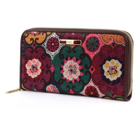 Oilily Cartera travel mostaza