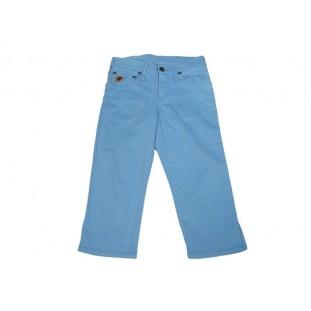 Pantalón pirata azul para niña Marca Lois