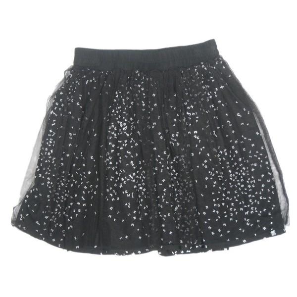 Falda negra con tul para niña de Sorry for the Mess