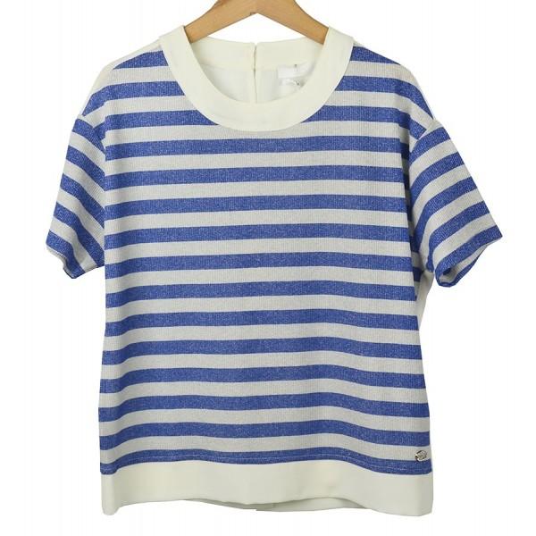 Camiseta de punto y gasa para junior marca Byblos