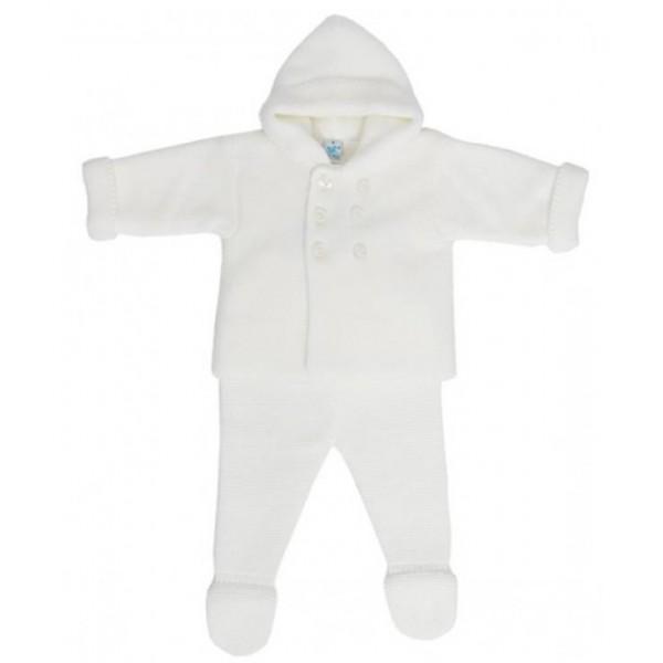 San Francisco blanco para bebé de la marca Pangasa