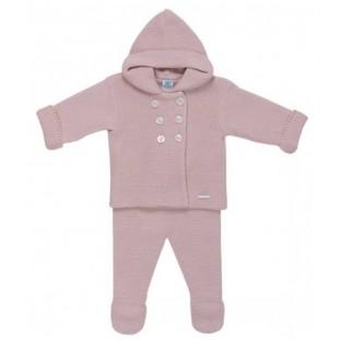 San Francisco en rosa empolvado de Pangasa para bebé