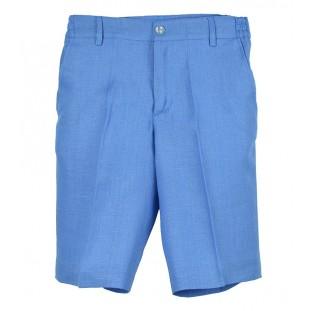 Bermuda azul de lino para niño de la marca Sprint