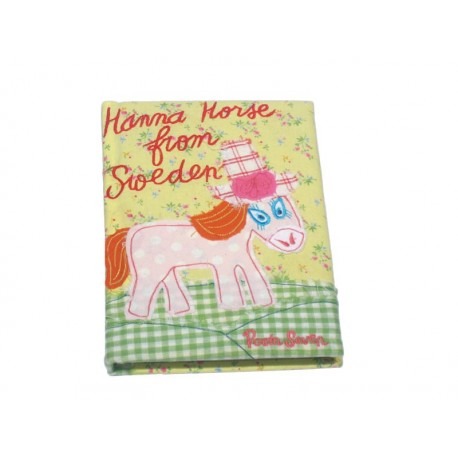 Note book caballo