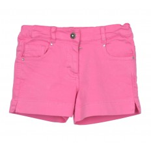 Short elástico en rosa fucsia para niña marca Elsy
