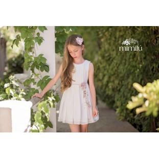 Vestido blanco Magnífica Lulú