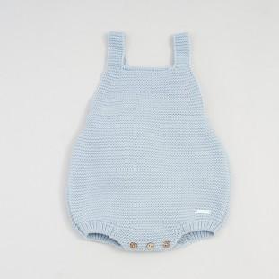 Peto básico para bebé en punto de Pangasa